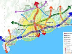 广东确定4个中心城市,带动一核一带一区发展,领跑粤港澳大湾区 汕头 一带 珠三角